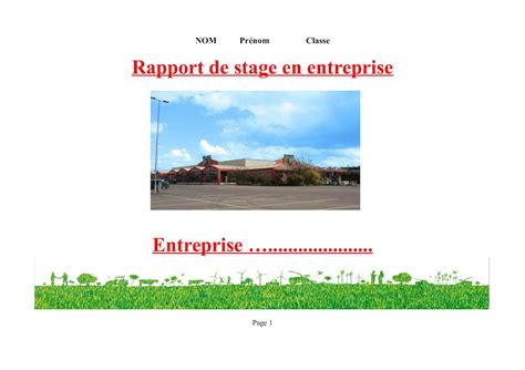 Calaméo - Exemple stage
