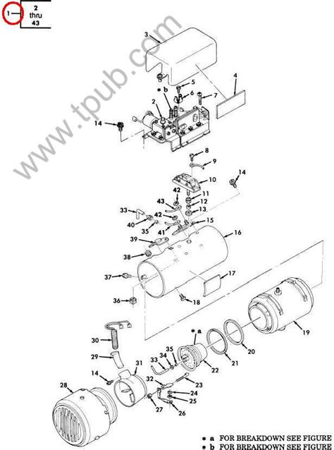 2540-01-194-3323 Heater, Vehicular, Compartment