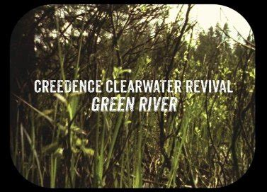 Green River - Creedence Clearwater Revival - VAGALUME