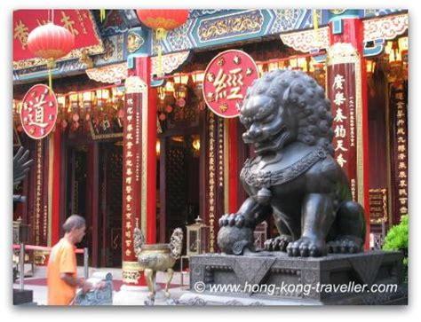 Hong Kong Religion, Temples, Deities and Traditions