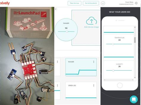 Xively with Seeed Studio Grove on MSP432 - Hackster