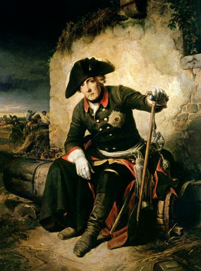 The Willful State: Frederick the Great's Report on the