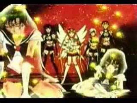 Sailor Pluto and Saturn's death 2 - YouTube