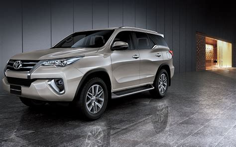 Toyota Qatar Official Site - Toyota Fortuner