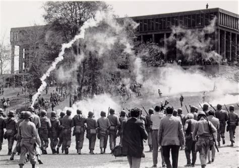 Reflections on Kent State and Jackson State–40 Years Ago