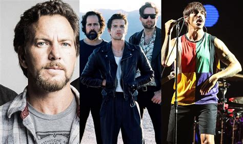 Lollapalooza 2018 terá Pearl Jam, Red Hot Chili Peppers e