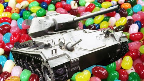 Jelly Belly Family Sued Over WWII Tank Death