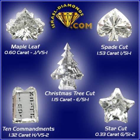 One-of-a-Kind Diamonds – From a Christmas Tree to the Ten