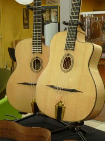 LAURENT DUROCHER – JUILLY – 77 – FRANCE – Luthier Guitare