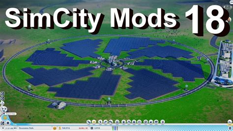 SimCity 5 (2013) Mods #18 Power Overhaul by Parker