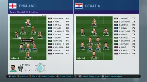 PES 2019 best formations: Guide your team to glory