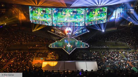 The song for League of Legends Worlds has finally been