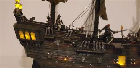Black Pearl ghost ship collection - Limited edition