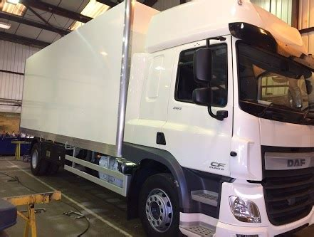 Our 18t HGV - BHL Removers   Office Relocations