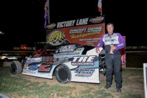 Dave Cain Kicks-Off the July Racing Swing with Multiple
