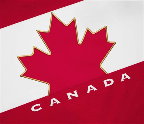 Hockey Canada and Nike unveil Team Canada jersey for 2014