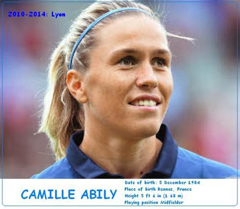 CAMILLE ABILY - FRENCH MIDFIELDER PETIT-DIEULOIS