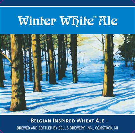 Winter White Ale Belgian-inspired Wheat Ale | Bell's