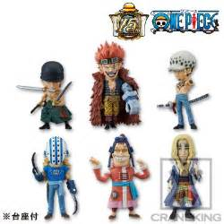World Collectable Figure - Worst Generation - Pire