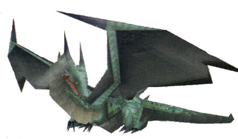 Ice Dragon (The 4 Heroes of Light) - The Final Fantasy
