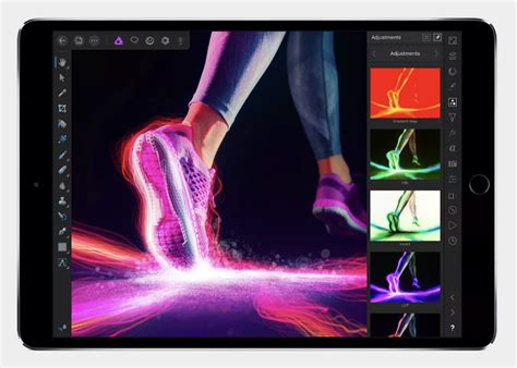 iPad App of the Year 'Affinity Photo' Updated With RAW