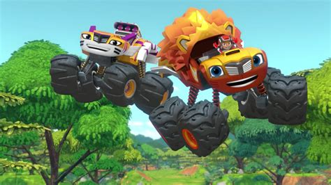 Great Cats | Blaze and the Monster Machines Wiki | Fandom