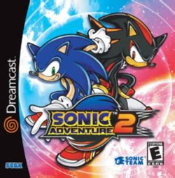 Sonic Adventure 2 — StrategyWiki, the video game