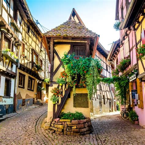 Week end Alsace: quel village visiter? - L'Express