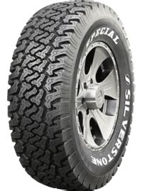Pneu Silverstone 245 70 R16 112S | At 117 special