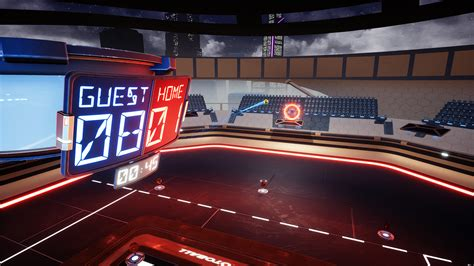 PROTOBALL - A Futuristic Sports Game - Unreal Engine Forums