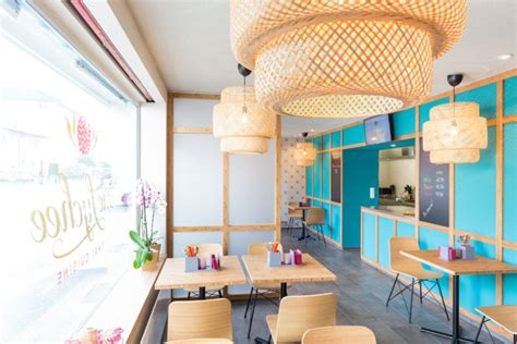 » The Lychee take away restaurant by barmade Interior