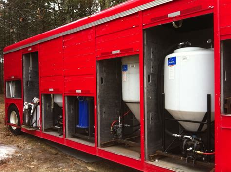 Self Contained Mobile Biodiesel Processing Trailer   Farm Hack