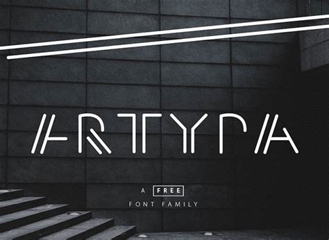 New Free Fonts – 21 Fonts For Designers | Fonts | Graphic