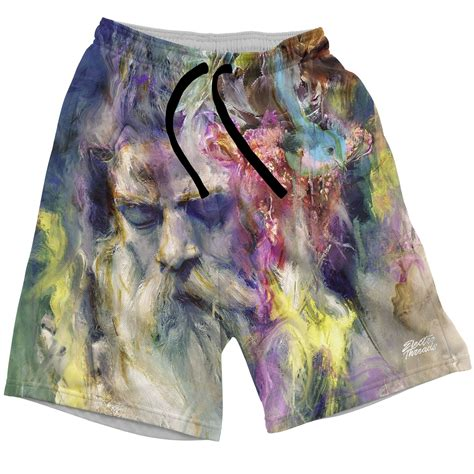 Electro Threads Swimwear: Colorful Swim Trunks With a