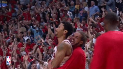 Chicago Bulls Game Winner GIF by NBA - Find & Share on GIPHY