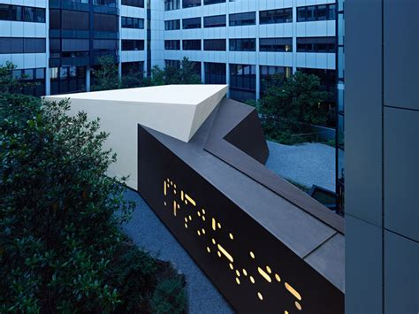 """» SAP """"40 Years of Future"""" pavilon by SCOPE, Walldorf"""