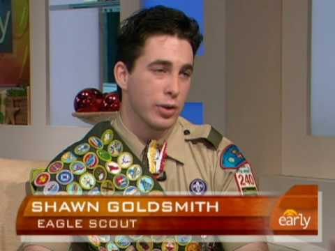 Girl Scouts create robots, shelters, more for new badges