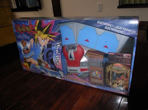 Yu-gi-oh! Duel Disk   My son finally found this