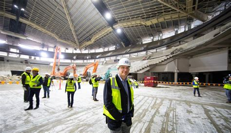 KeyArena renovation project now to exceed $900 million