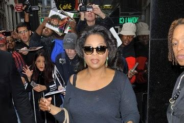 Oprah Winfrey and Justin Bieber [Pictures and Video