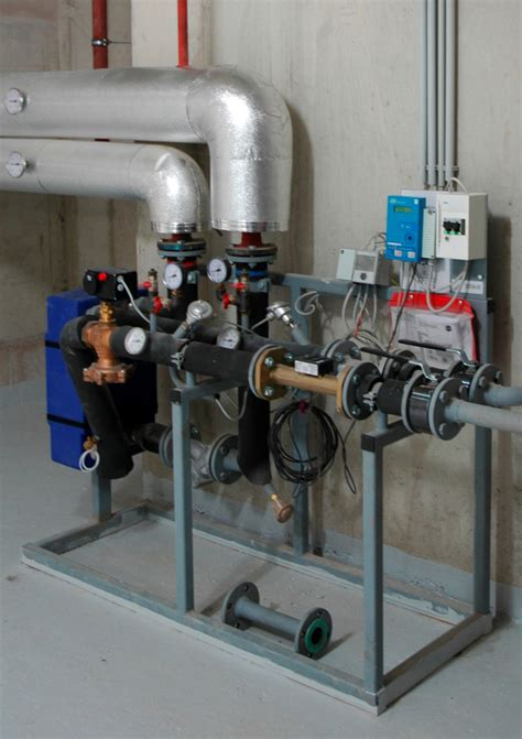 District heating substation - Wikipedia