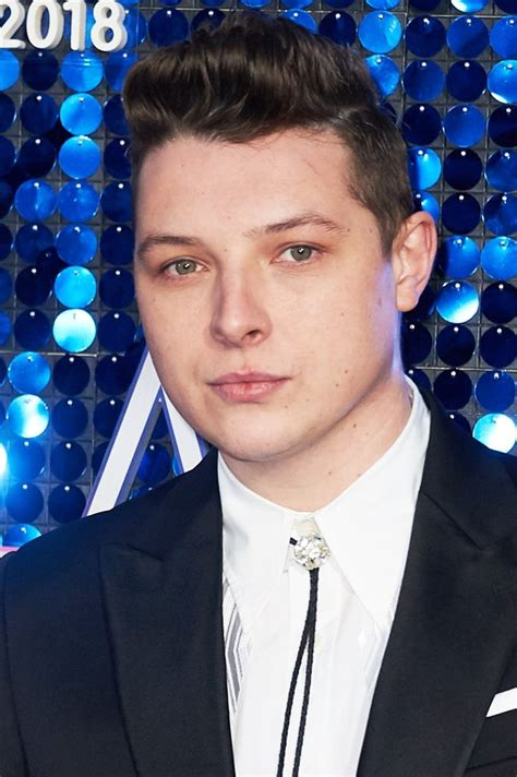 John Newman Picture 47 - The Global Awards 2018 - Red