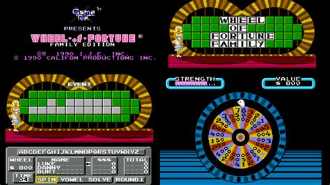 Wheel of Fortune: Family Edition Details - LaunchBox Games