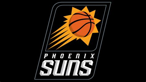 Meaning Phoenix Suns logo and symbol   history and evolution