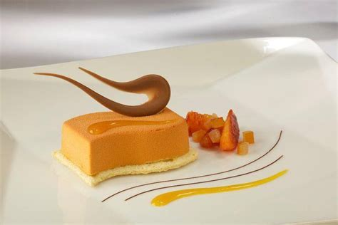 Fine Dining Plated Desserts   Contemporary Cold Plated