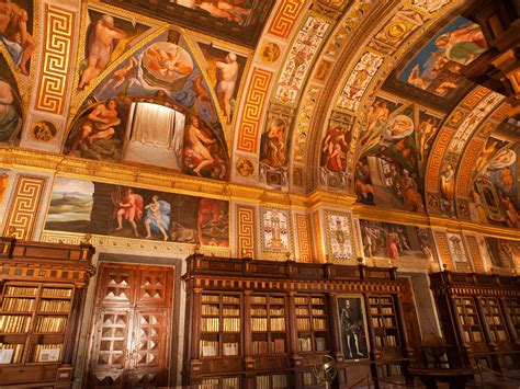 The World's Most Beautiful Libraries - Photos - Condé Nast