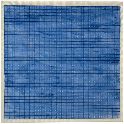 On the Grid: Two New Books About Agnes Martin - The New