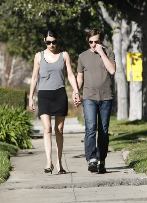 Paget Brewster out with her boyfriend: ohnotheydidnt