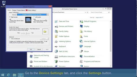 How to Enable Two Finger Scrolling In a Windows 8 Laptop