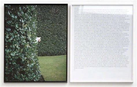 Sophie Calle - Archives of Women Artists, Research and